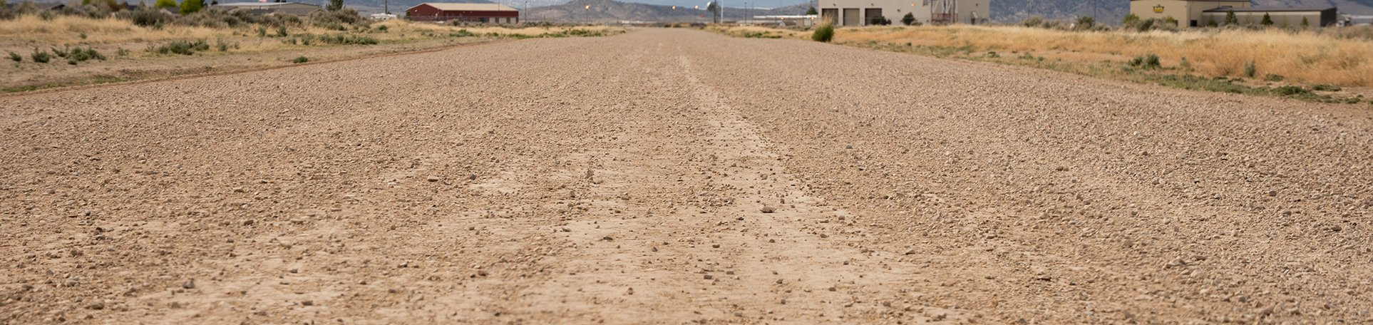 Unpaved Road Use Background